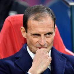 Massimiliano Allegri (AP)