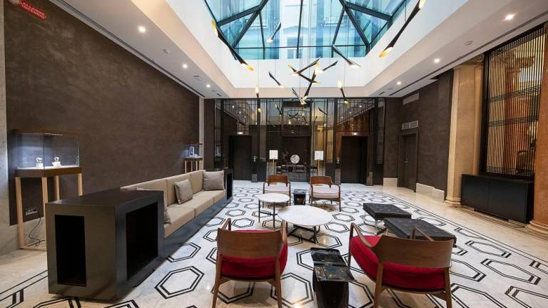 Hotel Double Tree by Hilton odprl vrata